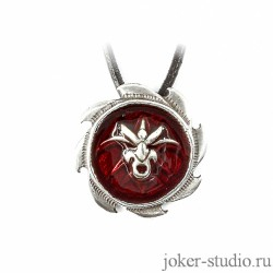 Морской кулон с древним демоном Дагоном купить в мастерской Джокер