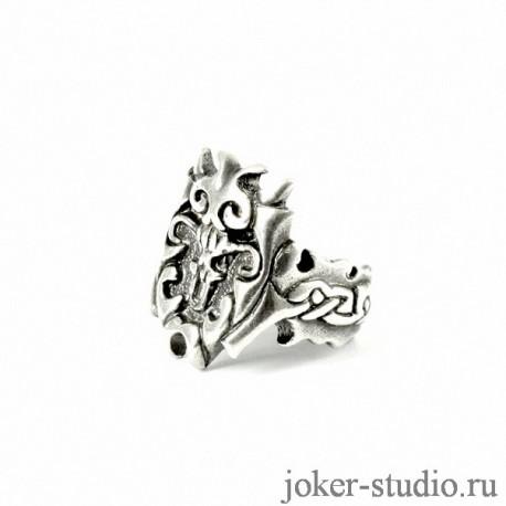 Мужское кольцо оборотень со скидкой 50% купить с доставкой