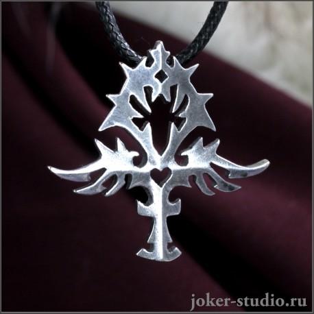 Кулон Анкх ювелирная серебряная бижутерия   скидка - 30%