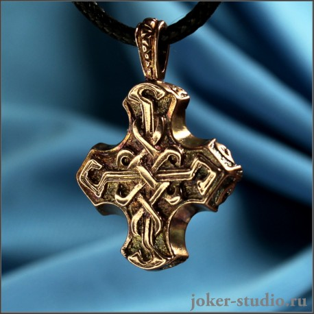 кельтский крест Крампон символ защиты
