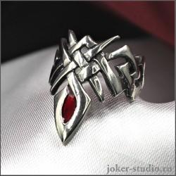 Женское кельтское кольцо символ покровительницы любви Даны