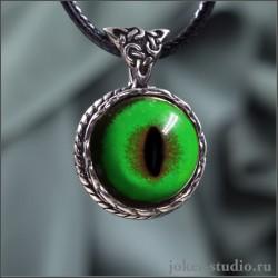Кулон Трикветра кельтский символ – купить в интернет-магазине мастерской Джокер