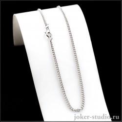 """Цепи с плетением """"панцирь"""" для кулонов и медальонов FLB028-01RH"""